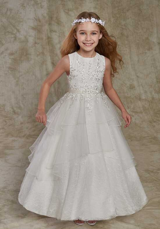 Cupids by Mary's F540 Flower Girl Dress photo