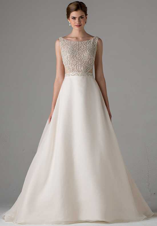Anne Barge Greer A-Line Wedding Dress