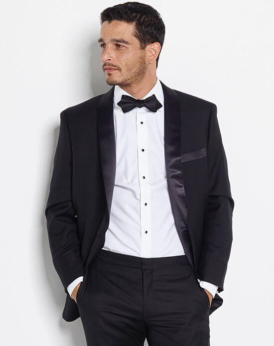 The black tux the beardsley outfit wedding tuxedo the knot the black tux the beardsley outfit black tuxedo junglespirit Choice Image