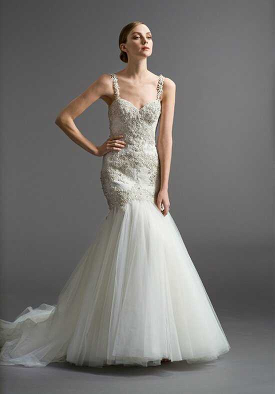 Watters Brides 6024B Mermaid Wedding Dress