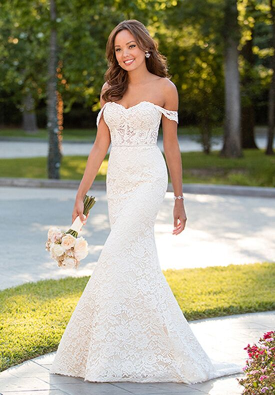 Stella York 6595 Wedding Dress