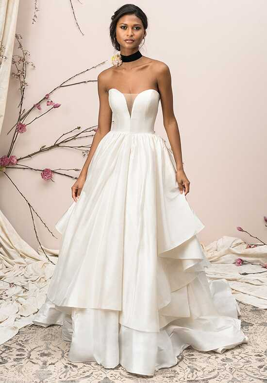 Justin Alexander Signature 9906 Ball Gown Wedding Dress