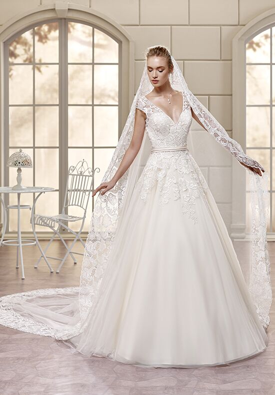 Eddy K AK149 Ball Gown Wedding Dress