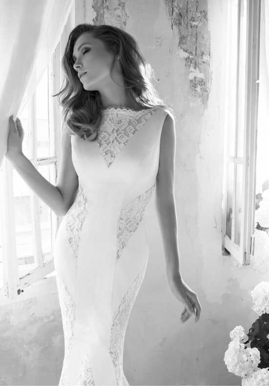 LOVE by Pnina Tornai for Kleinfeld 33243221 Mermaid Wedding Dress