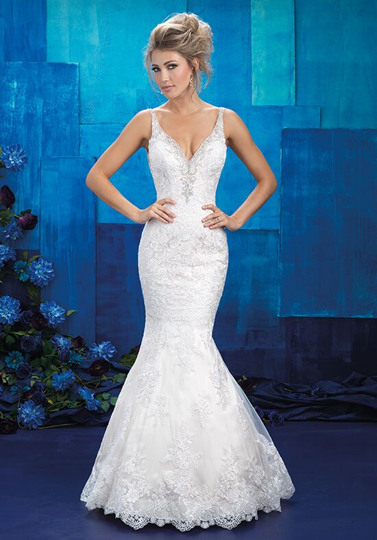 Allure Bridals 9401 Mermaid Wedding Dress