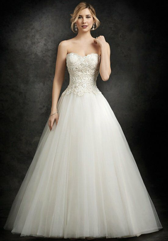 Ella Rosa BE230 Ball Gown Wedding Dress