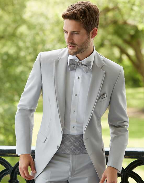 Gray wedding tuxedos suits allure men junglespirit