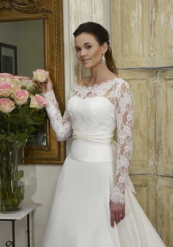 Robert Bullock Bride Bolero B6 Wedding Dress