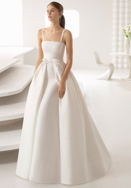 Rosa Clará Araba Sheath Wedding Dress