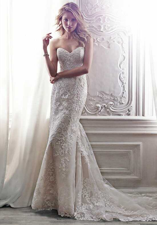 Maggie Sottero Arlyn A-Line Wedding Dress