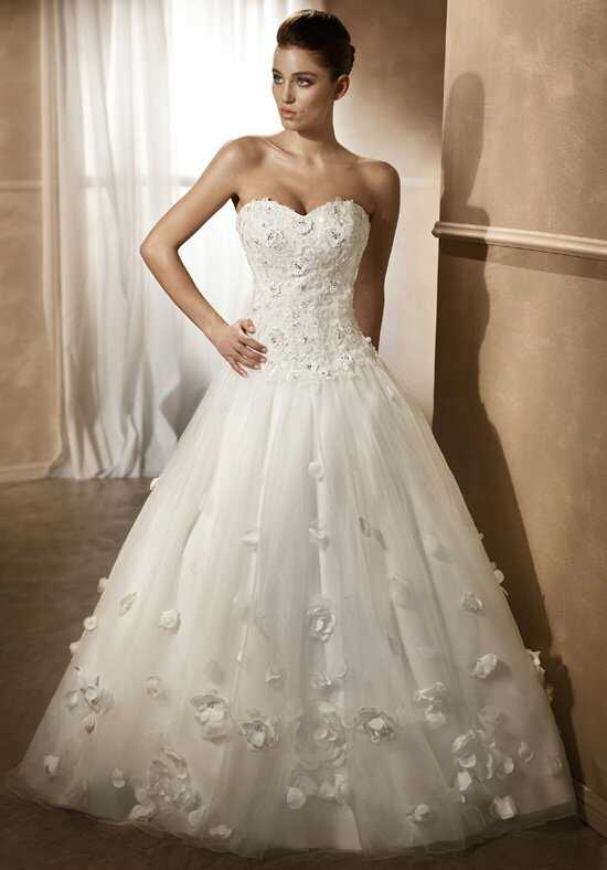 Mia Solano M1248Z Ball Gown Wedding Dress