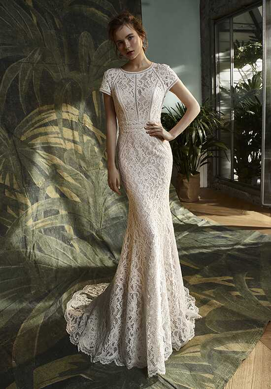 Blue by Enzoani Keaton Mermaid Wedding Dress