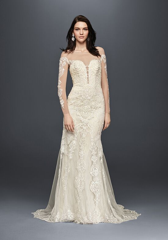 David 39 s bridal galina signature style swg762 wedding dress for Galina signature wedding dresses