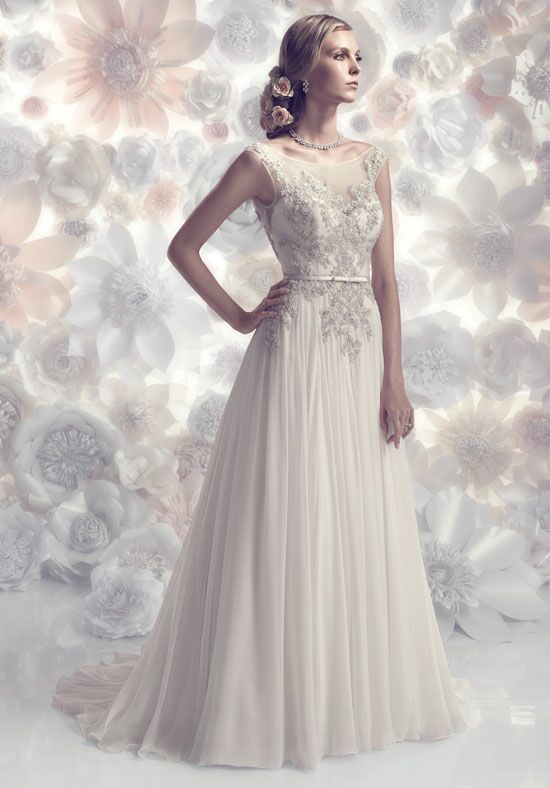 Amaré Couture by Crystal Richard B089 A-Line Wedding Dress