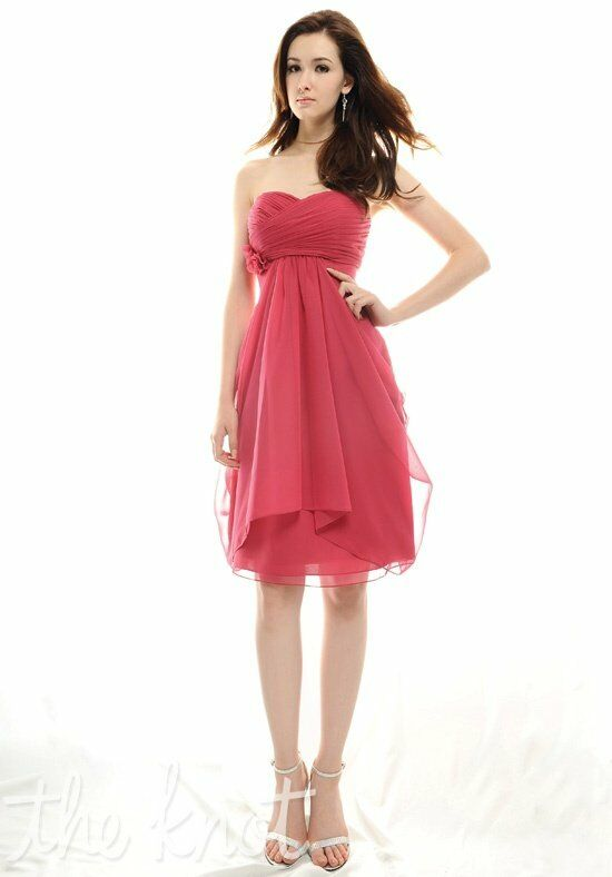 Eden Bridesmaids 7347 Sweetheart Bridesmaid Dress