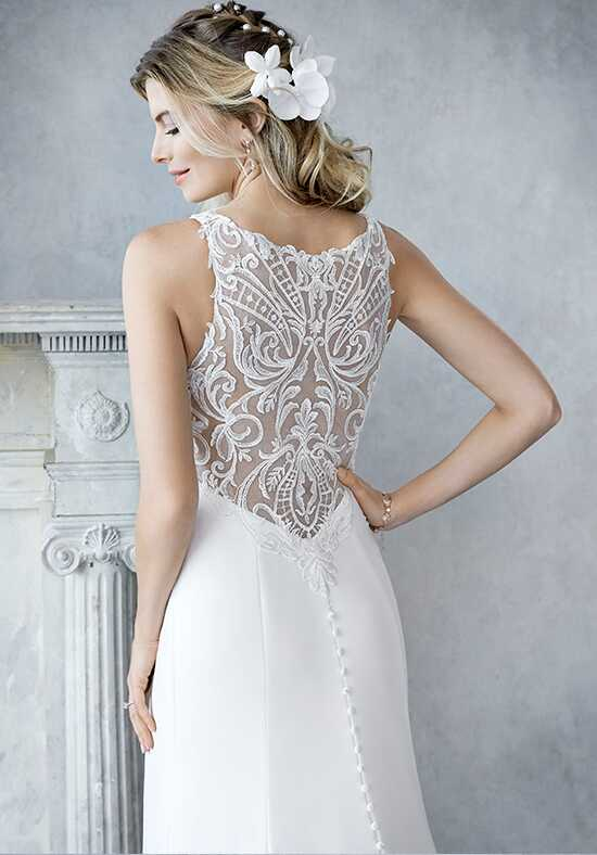 Kenneth Winston: Ella Rosa Collection BE434 A-Line Wedding Dress