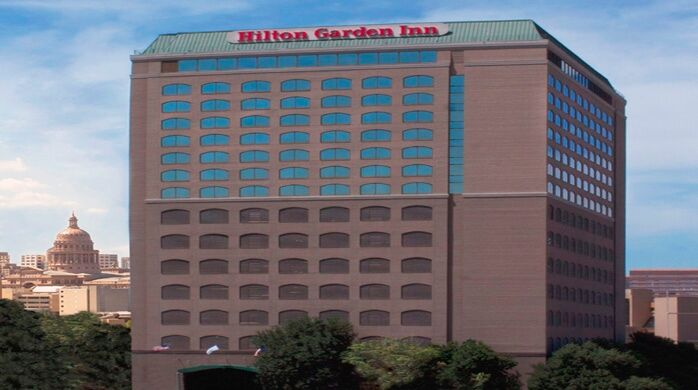 Exceptional Hilton Garden Inn Austin Downtown Convention Center Design