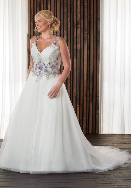 Unforgettable by Bonny Bridal 1703 Ball Gown Wedding Dress