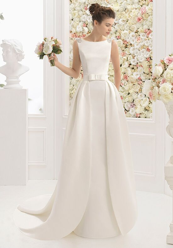 Aire Barcelona Cesar Ball Gown Wedding Dress