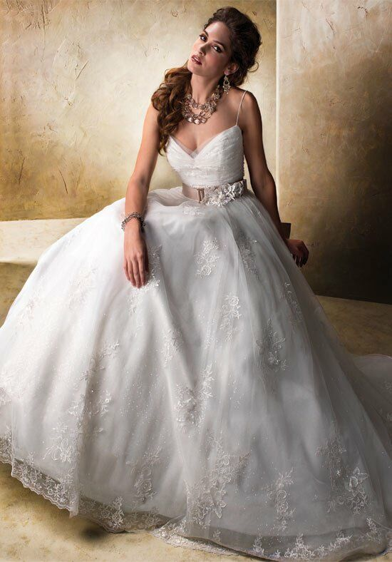 Maggie sottero jayla wedding dress the knot for How do you preserve a wedding dress