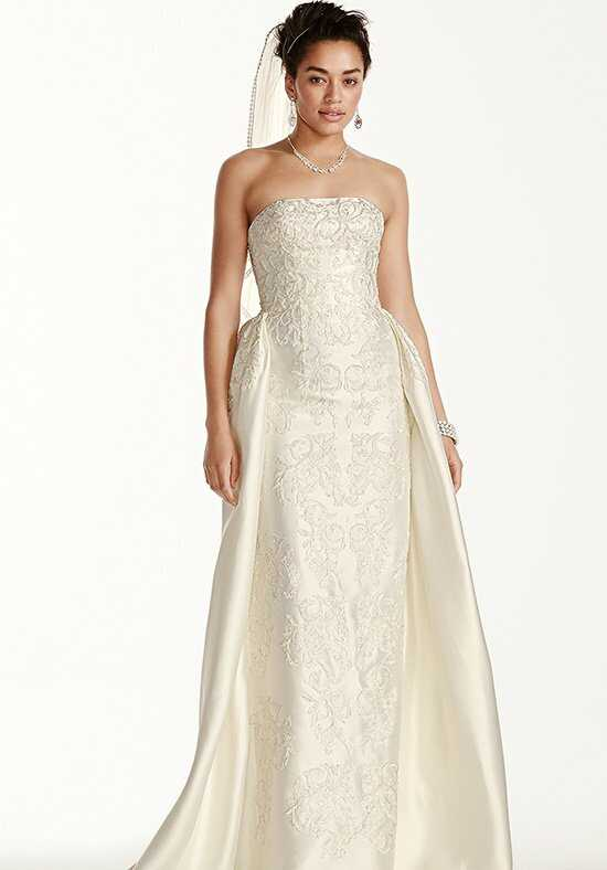 Oleg Cassini at David's Bridal Oleg Cassini Style CWG703 Wedding Dress photo