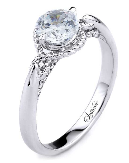 Supreme Jewelry SJ158850 Engagement Ring photo