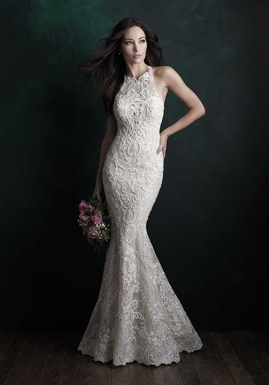 Allure Couture C508 Mermaid Wedding Dress