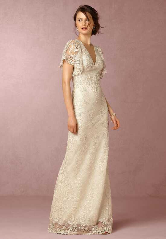 BHLDN Verity Gown Sheath Wedding Dress