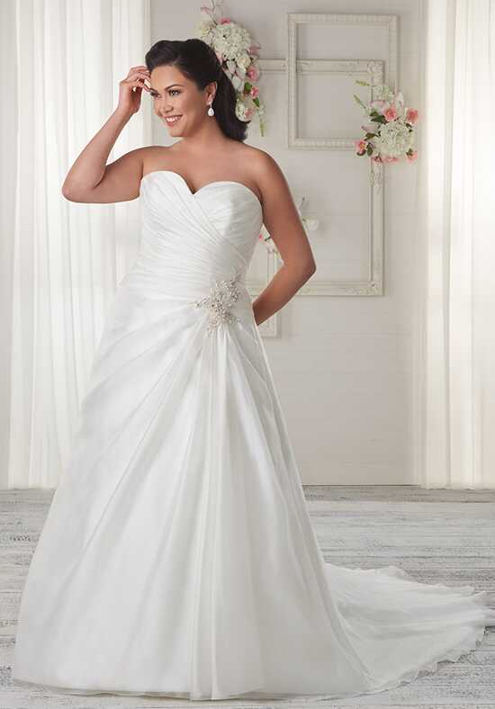Unforgettable by Bonny Bridal 1607 A-Line Wedding Dress