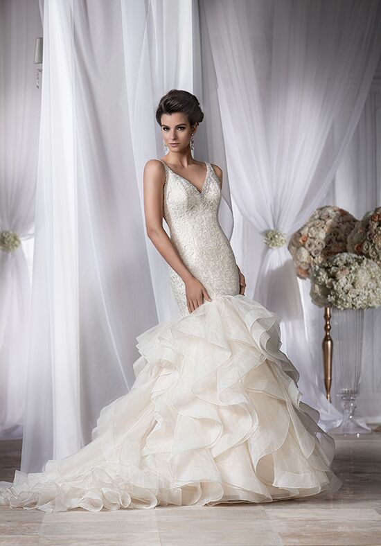 Jasmine Couture T182060 Mermaid Wedding Dress
