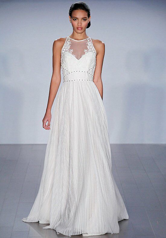 Hayley Paige 6500/Megan A-Line Wedding Dress