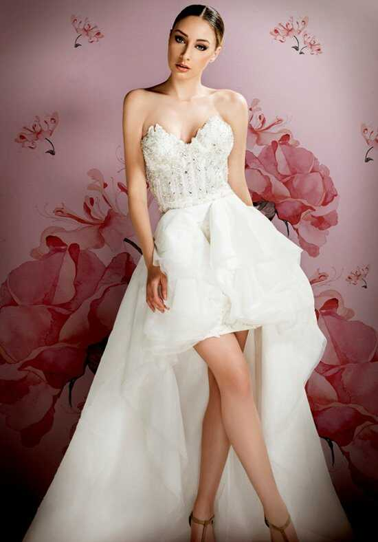 Ysa Makino KYM74 Ball Gown Wedding Dress