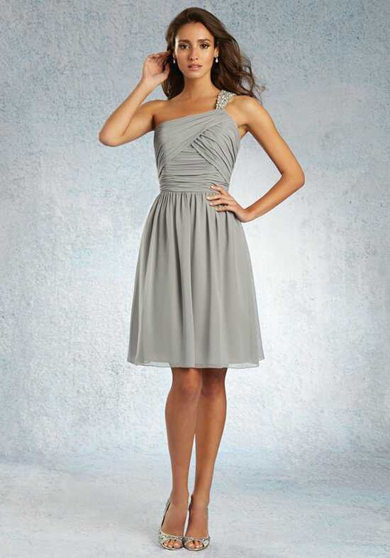 Alfred Angelo Sapphire Bridesmaid Collection 8101S One Shoulder Bridesmaid Dress