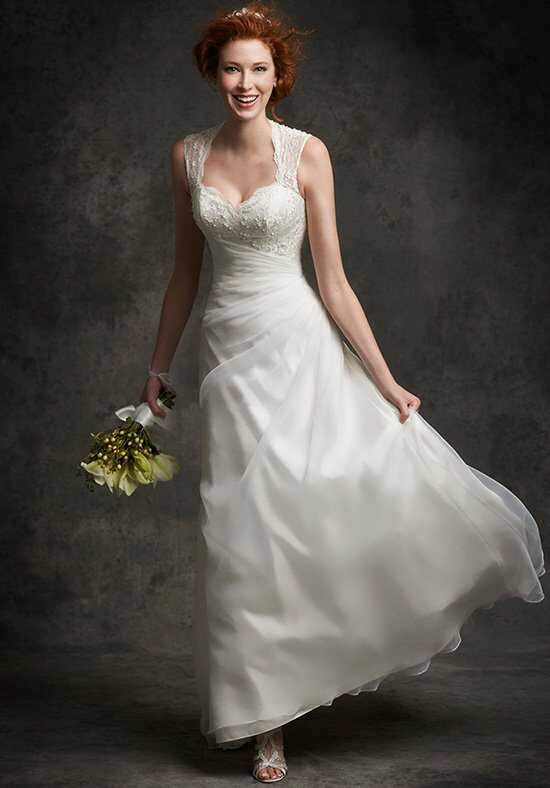 Ella Rosa: Gallery GA2243 A-Line Wedding Dress
