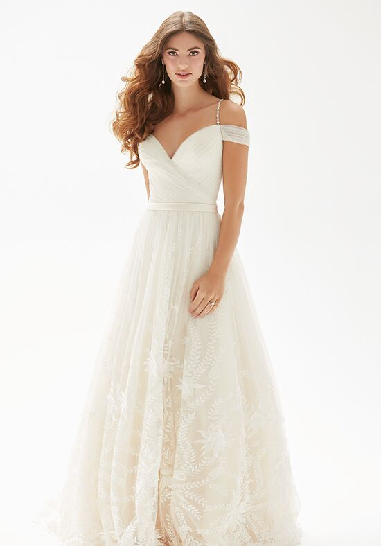 Madison James MJ416 A-Line Wedding Dress