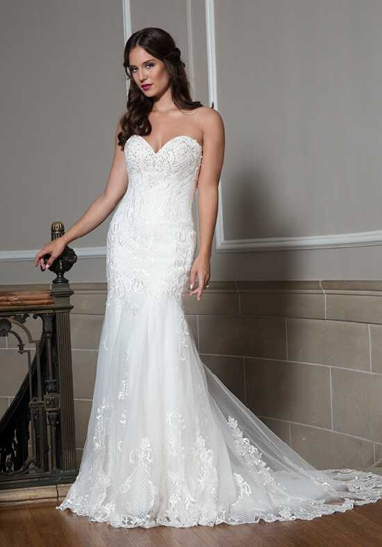 Mary's Bridal Couture d'Amour MB4014 Mermaid Wedding Dress