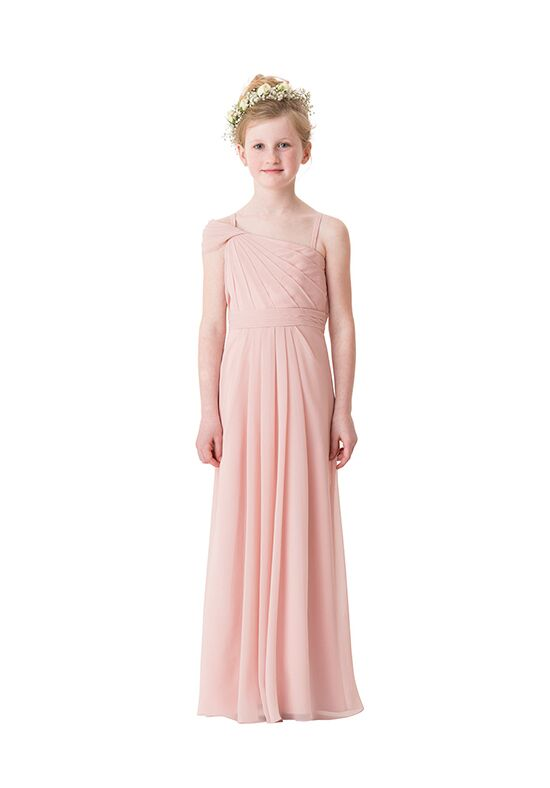 Bari Jay Bridesmaids 1672-JR One Shoulder Bridesmaid Dress