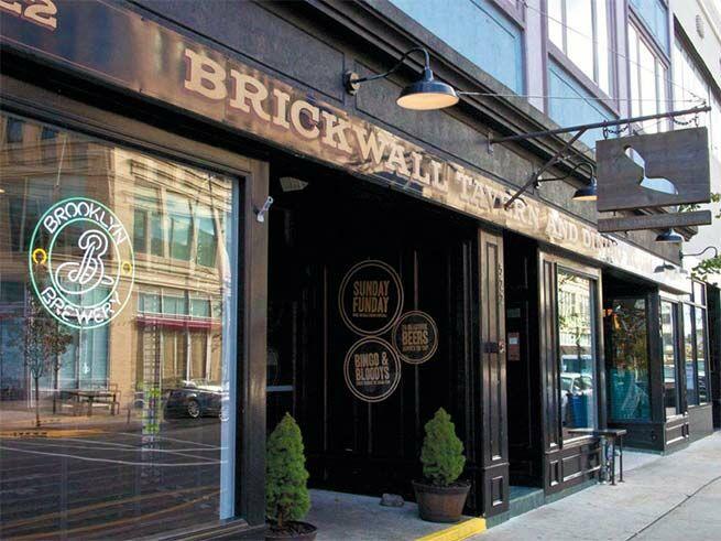 Brickwall Tavern Dining Room Asbury Park Nj
