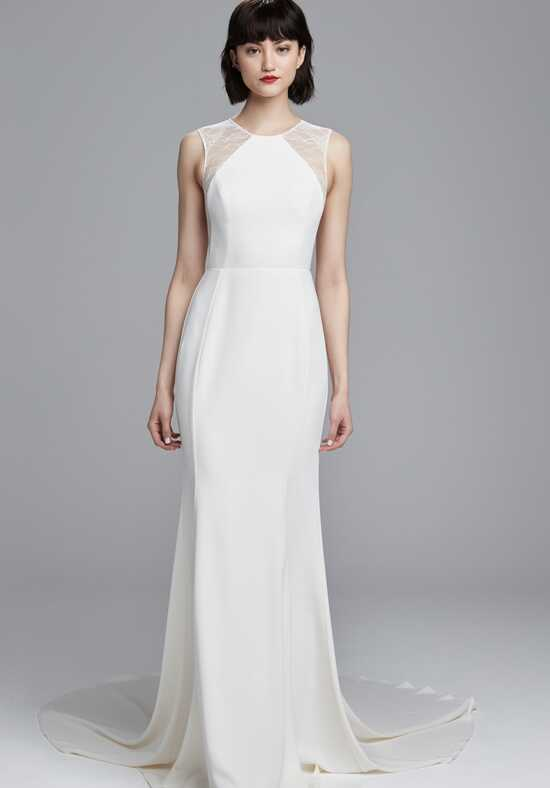 Nouvelle Amsale Bonnie Sheath Wedding Dress