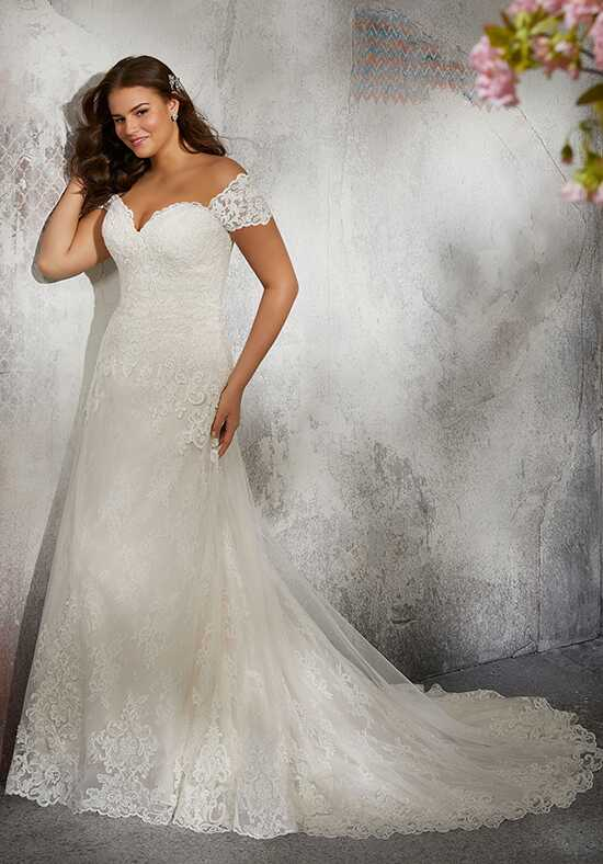 Morilee by Madeline Gardner/Julietta 3244 / Laverna A-Line Wedding Dress