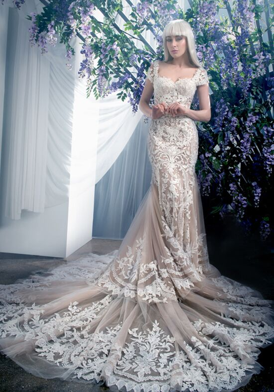 Ysa makino kym93 wedding dress the knot for Ysa makino wedding dress