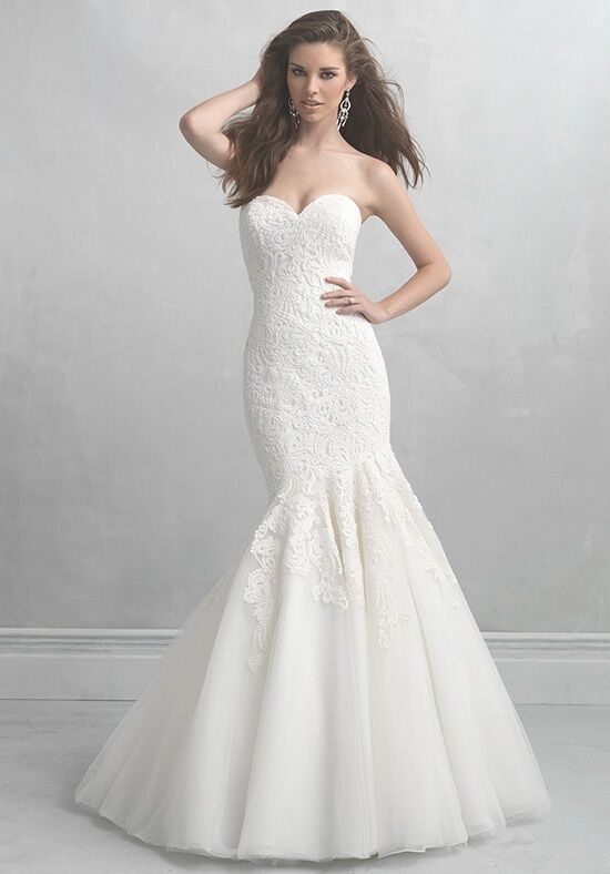 Madison James MJ17 Mermaid Wedding Dress