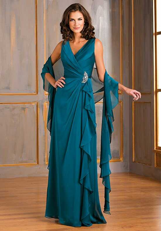 Jade J175007 Blue Mother Of The Bride Dress
