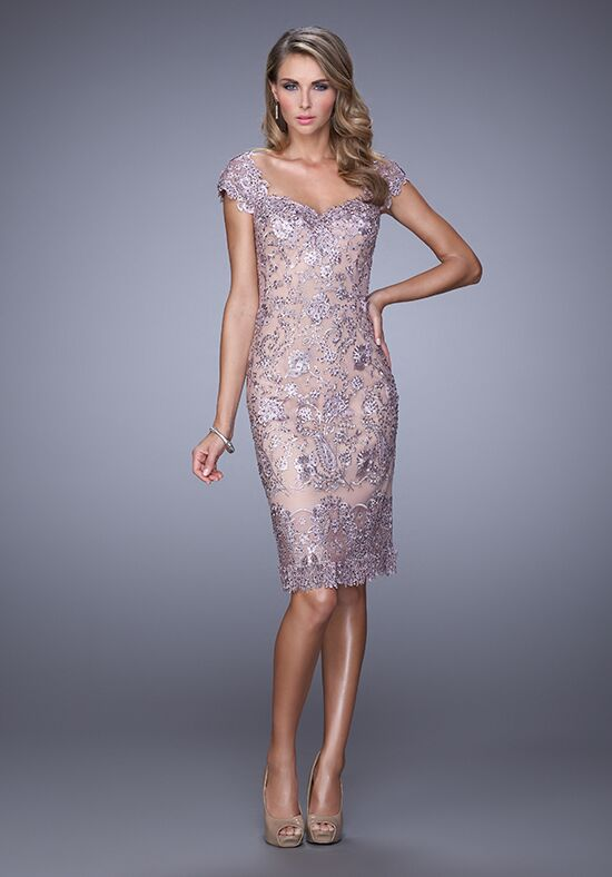 La Femme Evening 21663 Mother Of The Bride Dress