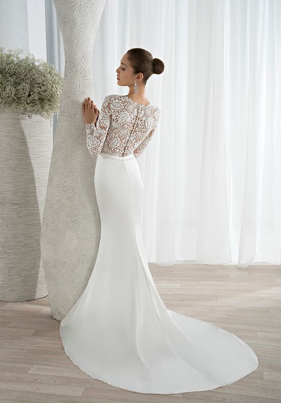 Demetrios 625 Wedding Dress - The Knot