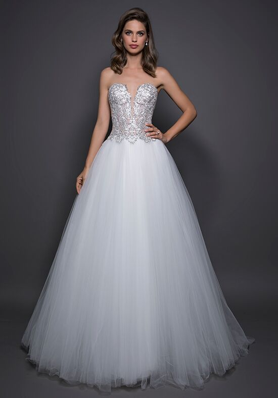 LOVE by Pnina Tornai for Kleinfeld 14563 Ball Gown Wedding Dress