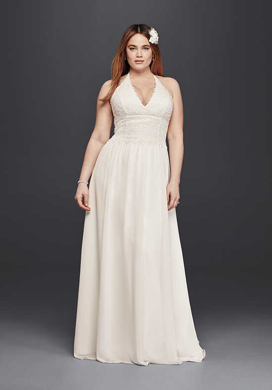 David's Bridal Galina Style 9WG3819 Wedding Dress photo