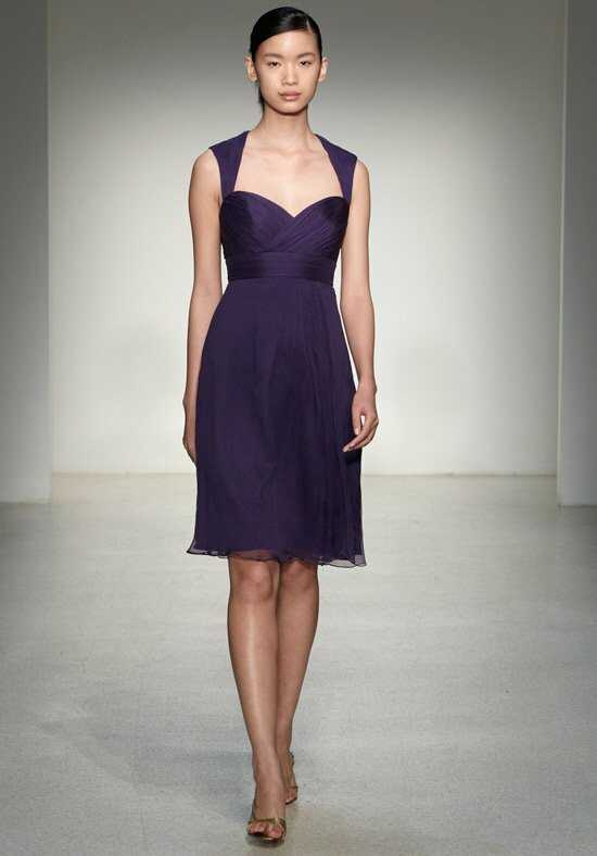 Amsale Bridesmaids G760C Sweetheart Bridesmaid Dress