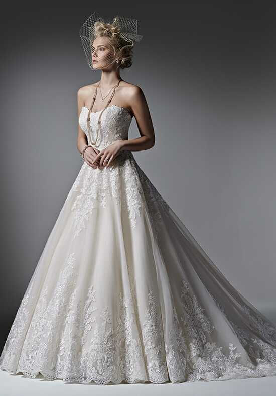 Sottero and Midgley Zelinda Ball Gown Wedding Dress