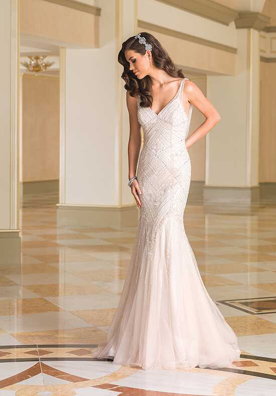 Justin Alexander 8872 Mermaid Wedding Dress